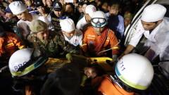 Сграда рухна в Камбоджа. Десетки са загинали