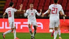 Унгарците с нов успех, пречупиха Сърбия като гости