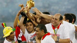 Египет би Камерун, спечели 6-а титла