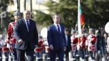 Медведев към Борисов: Изтребители винаги ще дойдат, важно е газ да дойде