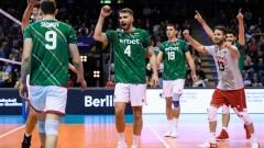 Волейболните национали няма да се ваксинират преди квалификацията в Израел