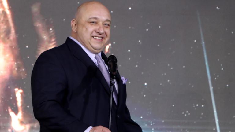 Министърът на младежта и спорта - Красен Кралев, коментира желанието