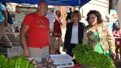 Родни фермери идват в София, продават директно продукцията си