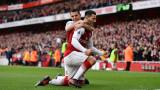 Месут Йозил титуляр за Арсенал срещу Хъдърсфийлд