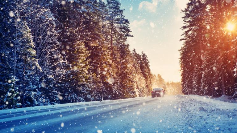 Сняг в София, Видин, Кюстендил, Ловеч, Монтана, Перник и Стара Загора