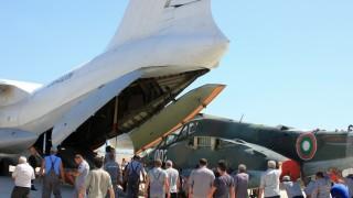 Първият от осемте Су - 25 замина за ремонт в Беларус