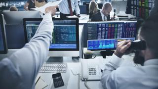 Компанията, чиито акции се сринаха с 85% само за минута