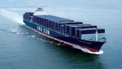 Китай строи най-големите контейнеровози в света