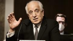 Специалният пратеник на САЩ в Афганистан хвърли оставка