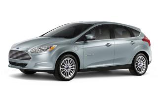 Електромобил на Форд се зарежда за 4 часа в контакта