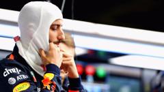 Даниел Рикардо: Искам да си почина от Формула 1