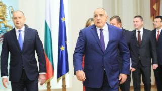 Борисов чака Коалиционен съвет за оставката на Нено Димов