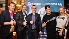 Тодор Батков-младши с главна роля в клип (СНИМКИ + ВИДЕО)