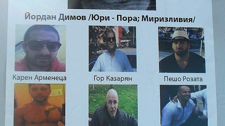 Разлепиха плакати с наркодилъри и във Варна