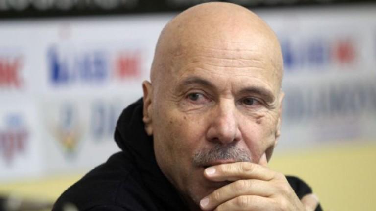 Георги Василев: Постиженията на Ел Маестро са доказателство за уменията му