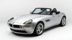 Продават на търг спортното BMW на Стив Джобс
