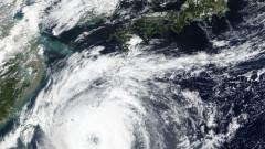 Обявиха код червено в Китай заради опасност от тайфун