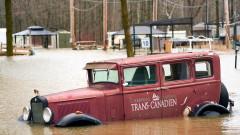 Екстремните наводнения в Канада показват заплахата от климатичните промени