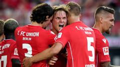 Унион (Берлин) победи Борусия (Дортмунд) с 3:1