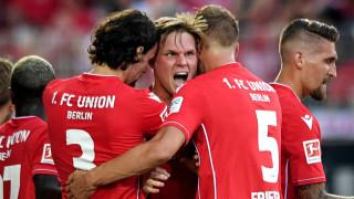 Унион поднесе първата голяма изненада в Бундеслигата, столичани бяха категорични срещу Борусия (Дортмунд)