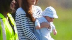 Кейт Мидълтън пак бременна?