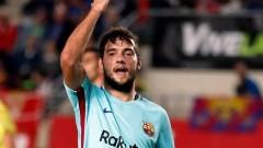 Хосе Арнаис от Барселона подписа с Леганес