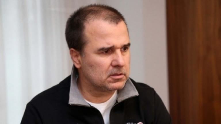 Цветомир Найденов твърди, че е получил заплахи от Гриша Ганчев