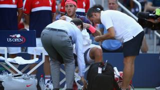 Болният Хуан Мартин дел Потро си осигури четвъртфинал срещу Роджър Федерер