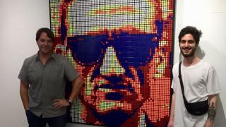Кубчето на Рубик никога не е било толкова секси