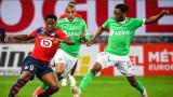 """Лил пропиля първия си """"мачбол"""" за титлата в Лига 1, ПСЖ мечтае за ново чудо в последния кръг"""