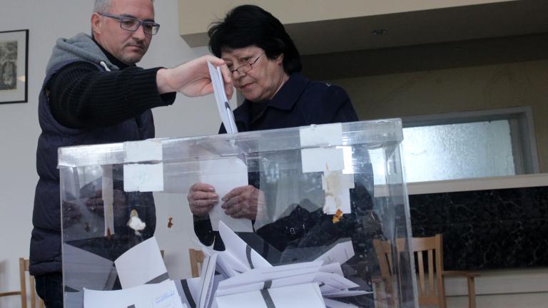 10,23% е избирателната активност към 10 часа