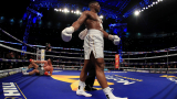 Извънземен боксов спектакъл! Антъни Джошуа постави точката в кариерата на Владимир Кличко!