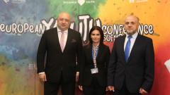 Министър Кралев: Включването на младите хора в обществените и политическите процеси е основен ангажимент за нас