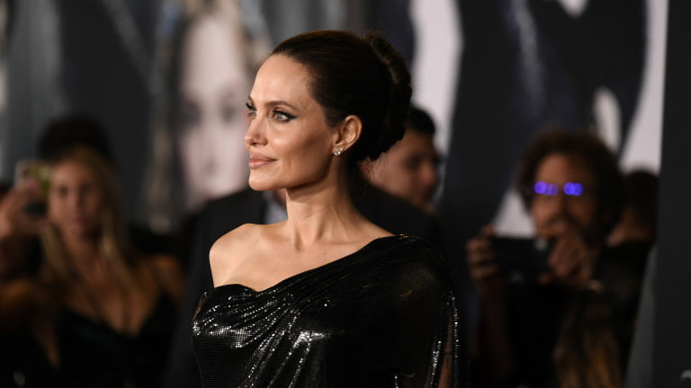 Откровенията на Анджелина Джоли