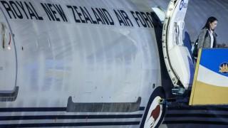 Бившият циклон Гита удря Нова Зеландия