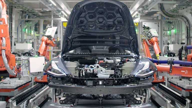 Два от топ 3 на най-произвежданите американски автомобили са на Tesla
