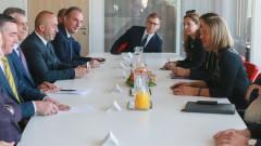 Хашим Тачи отхвърли сръбска идея за подялба на Косово