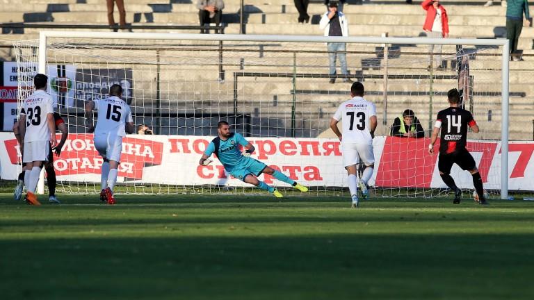 Новият национал Георги Георгиев: Трябва да добавим още хъс и агресия към нашата игра