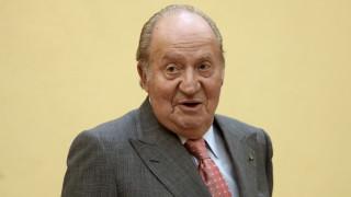 Бившият крал на Испания Хуан Карлос отлетя за Абу Даби