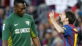 Меси излиза срещу Атлетико (Мадрид)
