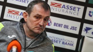 Златомир Загорчич: Галин Иванов и Велковски са тук, трябват ни крайни защитници