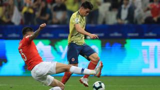 Хамес пред изненадващ трансфер, колумбиецът настоява да премине в Атлетико