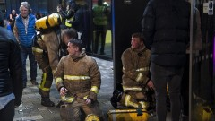 1 400 коли изпепелени при пожар в Ливърпул в Новогодишната нощ