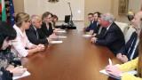 България има бързорастящ пазар, увери Борисов министър Жан Аселборн
