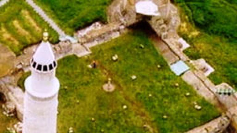 Satelitna Snimka Razkri Dvorec Na Volzhka Blgariya News Bg