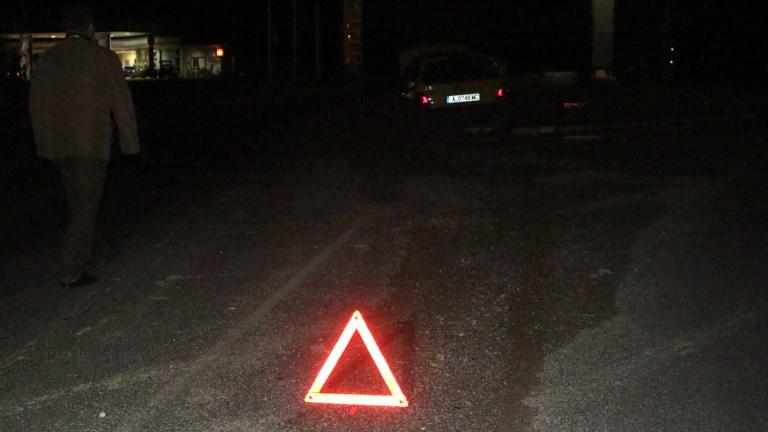 Кола блъсна и уби пешеходец в шуменско село