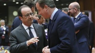 Великобритания да напусне колкото е възможно по-бързо, призова Оланд
