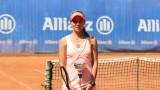 Виктория Томова прогресира в световната тенис ранглиста