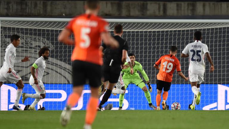 Шампионската лига се завръща с осем атрактивни мача