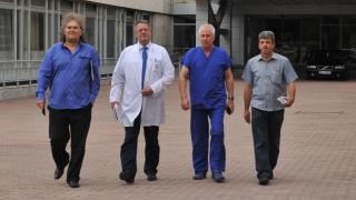 Българи от Босилеград дариха кръв в знак на благодарност